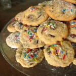 Chocolate_chip_cookies_with_sprinkles,_2007
