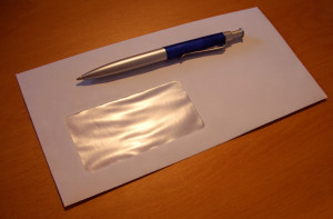 [rand]window envelope blog